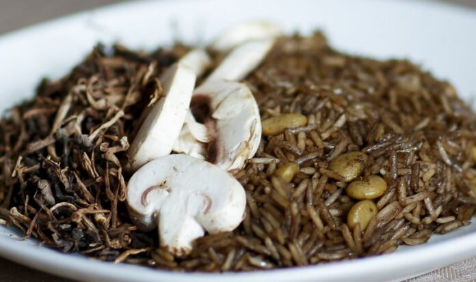 Island Origins Magazine - Haitian black rice recipe