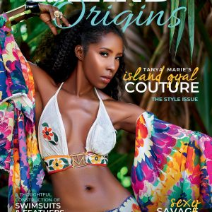 Island Origins Magazine Subscription - Fall Front Cover