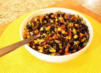 Chef Thias Lakay Foods Black Bean Salsa Small