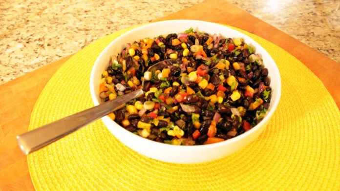 Chef Thias Lakay Foods Black Bean Salsa Small