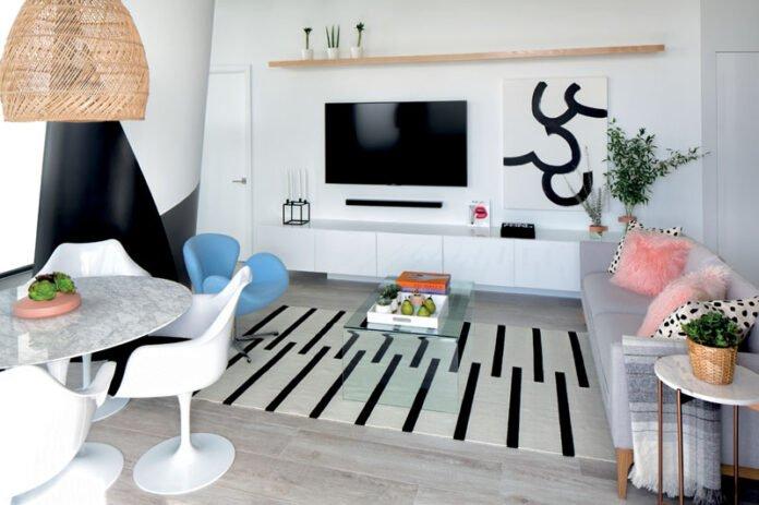 Maite Granda Living Room Island Origins Magazine Spring 2018