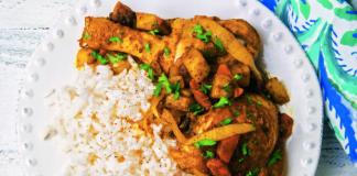 Curry Chicken - My Caribbean Kitchen