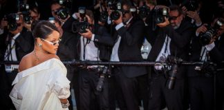 Rihanna's Lingerie Line