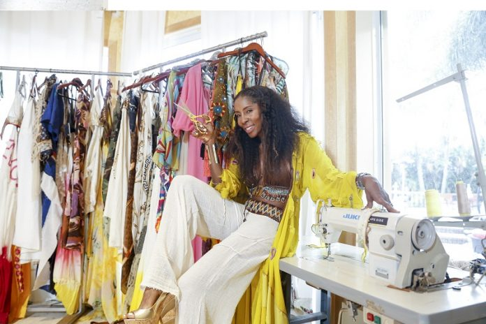 Fashion Designer Tanya Marie