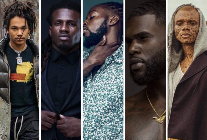 haitian male models
