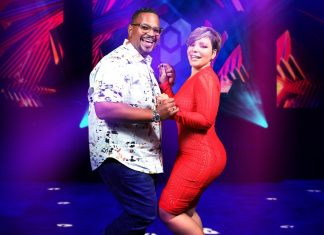 Chantal and Cesar Soto - Caribbean Power Couple