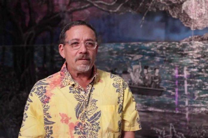 Edouard Duval-Carrié art exhibition