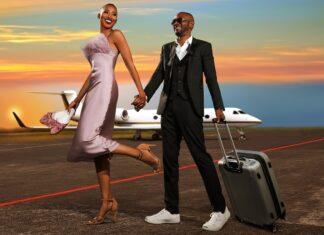 Nathalie and Brian James - Caribbean Power Couple