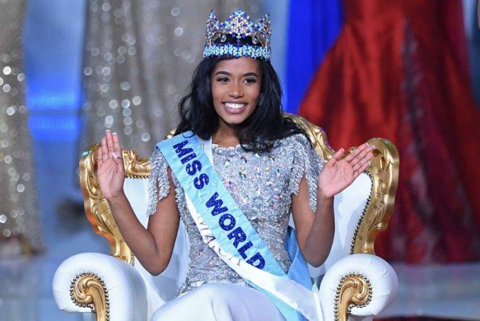 Miss Jamaica Toni-Ann Singh