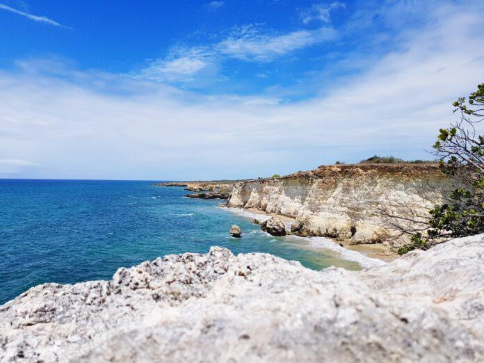 Natural Wonder Punta Ventana Collapses During Earthquake