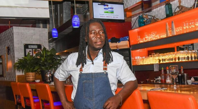 Haitian Celebrity Chef Ivan feeds Healthcare Workers on the Frontlines