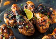 JERK CHICKEN MOST Popular Quarantine Takeout in NEW YORK