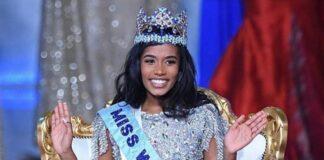 Miss World Toni-Ann Singh