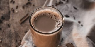Jamaican Chocolate Milk