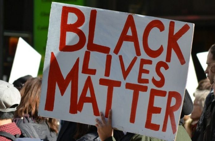 Black lives matter undocumented