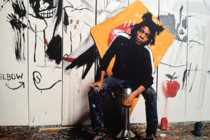 GOOGLE Arts & culture selfie BASQUIAT