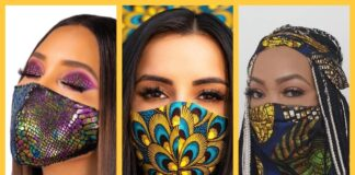 Face Masks Caribbean Designers