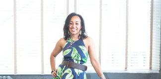 Designer Marie Burgos