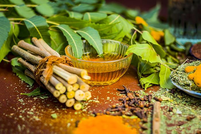 Caribbean Natural Plant Remedies