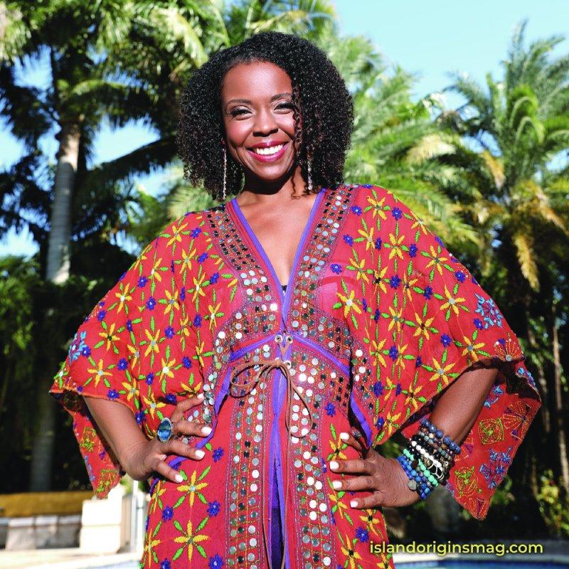 Karen Andre for Island Origins Magazine