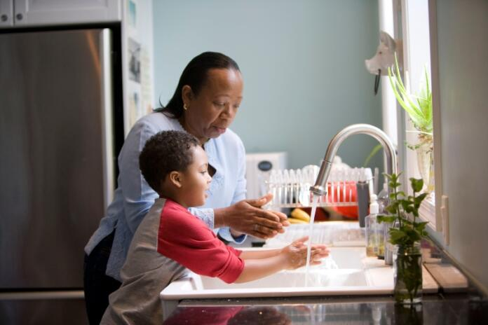 Black Caribbean families covid-19 vaccine