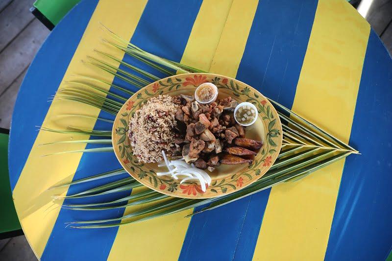 caribbean fusion cuisine
