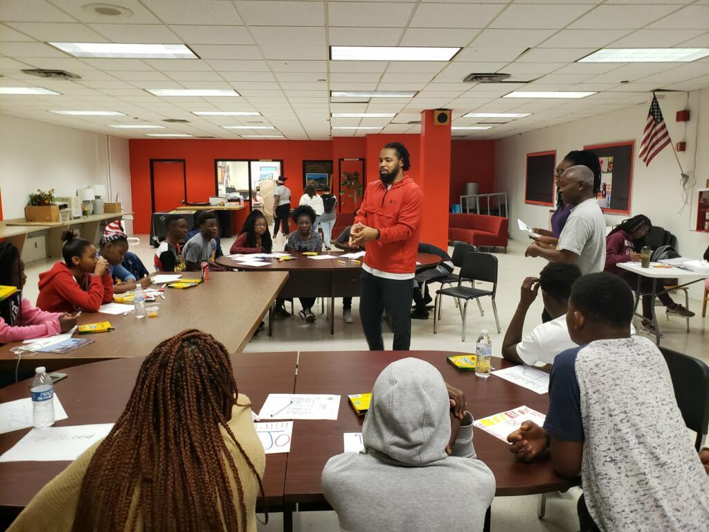 South Florida community program, Gang Alternative Inc.