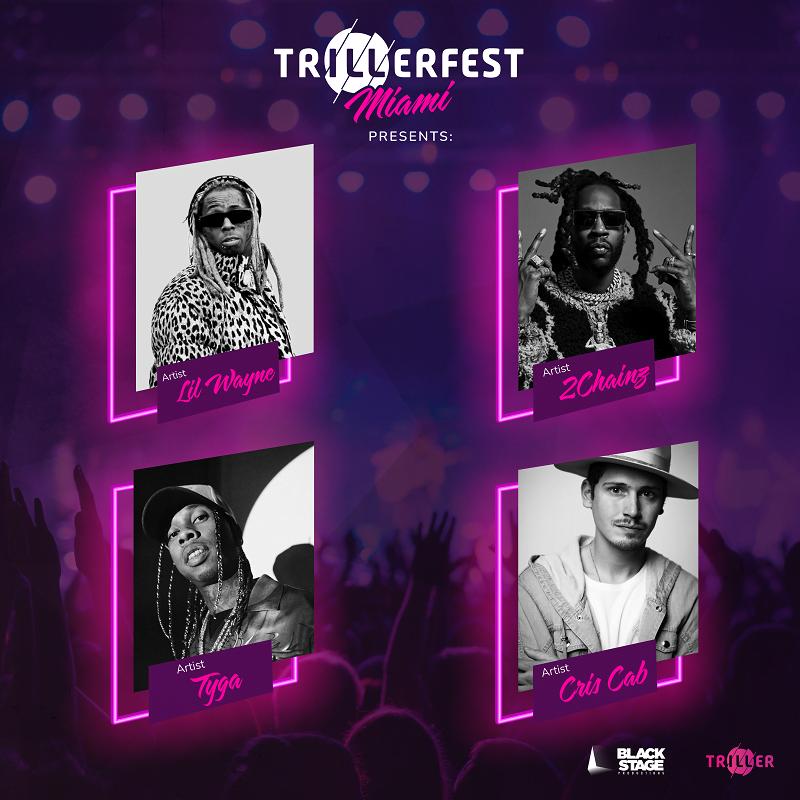 Trillerfest Miami Two-Day Music Festival
