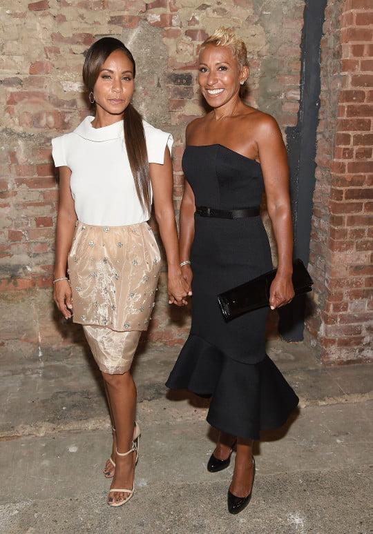 Celebrity mother-daughter relationships