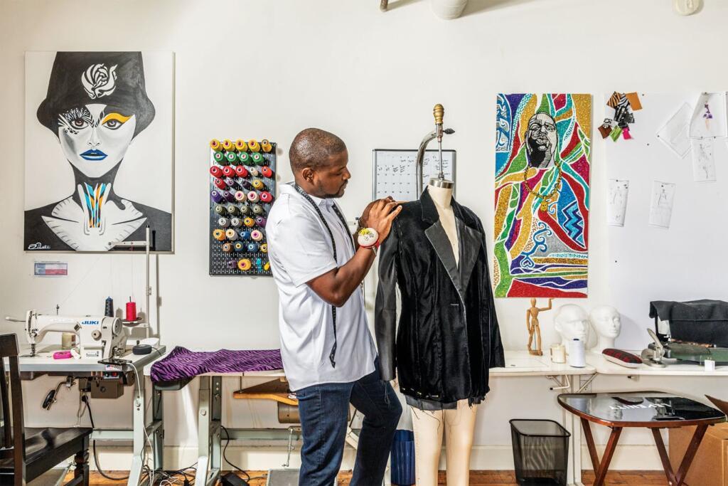 Beyonce's Haitian American Designer Venny Etienne