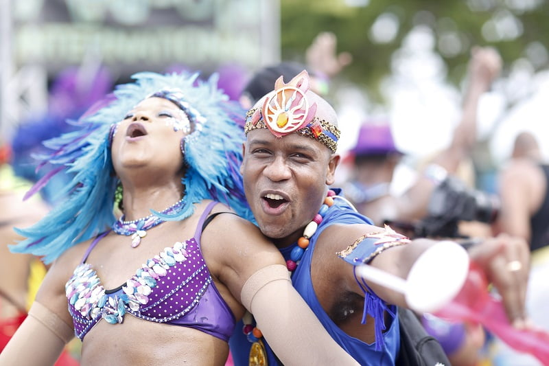 a year without carnival, marlon hill and carla hill