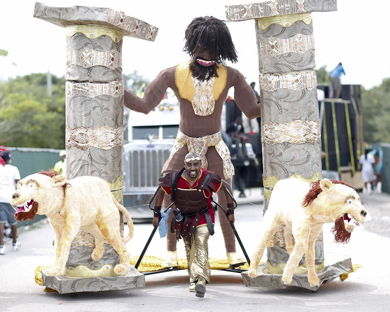 a year without carnival, carnival reveler
