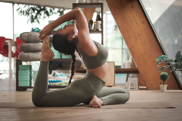 Working out for body and mind - exercise can help relieve COVID fatigue