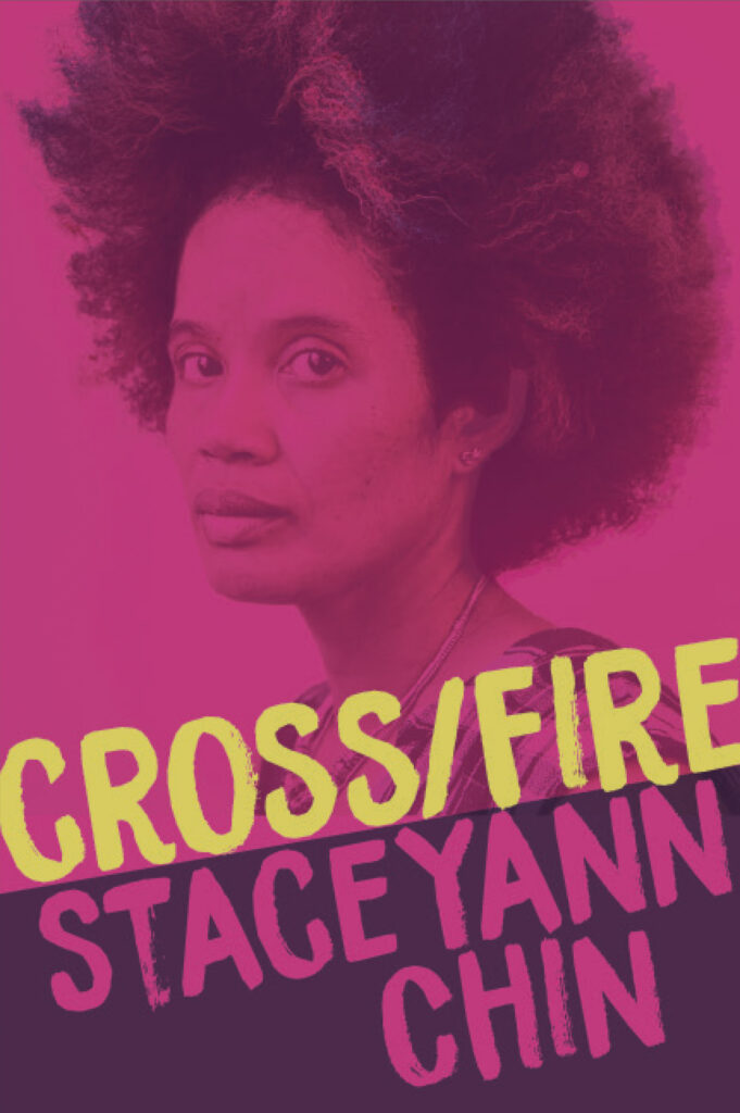 Caribbean Queer Activist - Staceyann Chin Crossfire book