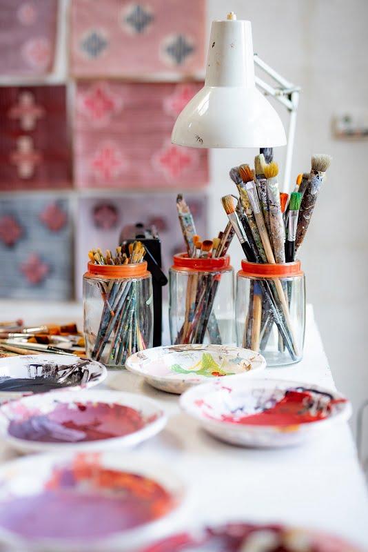 Four Tips for Designing an Inspiring Studio