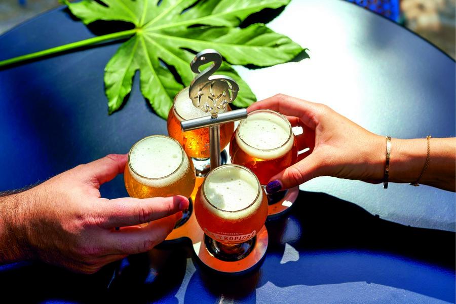 Cuban beer - Cerveceria la Tropical