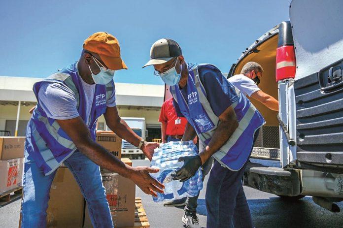 Island Origins Magazine Haiti Earthquake Relief Food for the Poor