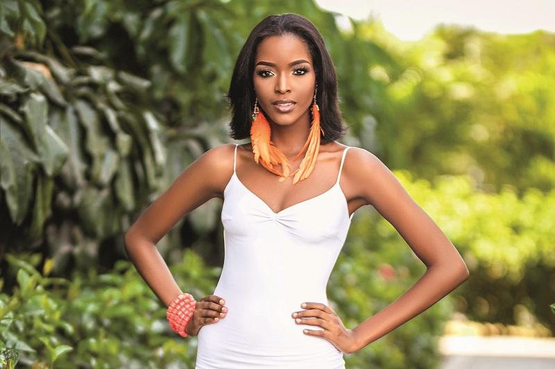 Island Origins Magazine - Miqueal Symone Williams Miss Universe Jamaica 2021 Beauty Queen main