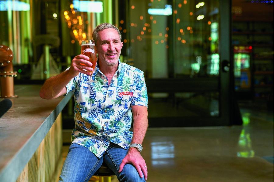 Cuban beer - Cerveceria la Tropical - Manny Portuondo