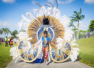 Island Origins- Miami Carnival 2021- Bandleader from Miami Carnival