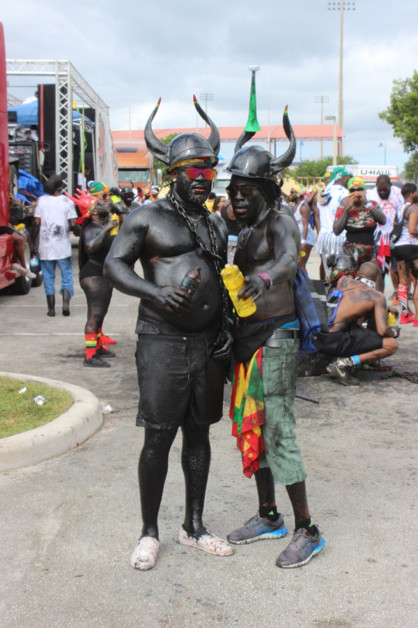 Miami Carnival events 2021 - J'ouvert