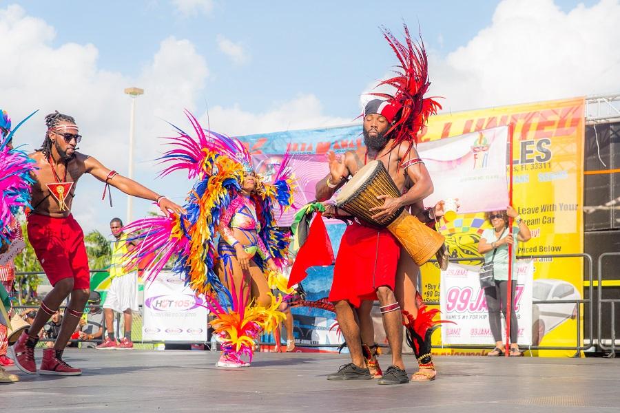 Miami Carnival events 2021 - road march