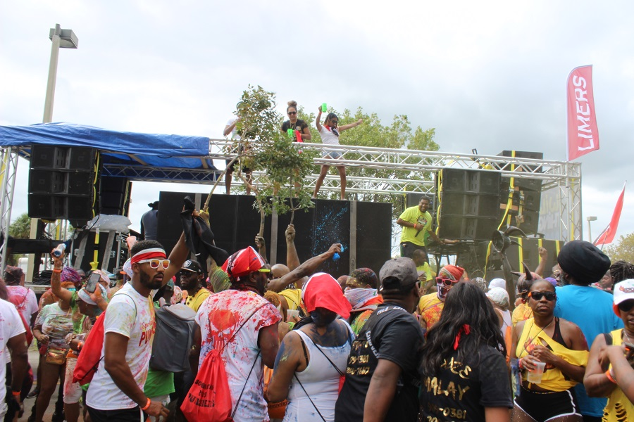Miami Carnival events 2021 - jouvert, jouvay