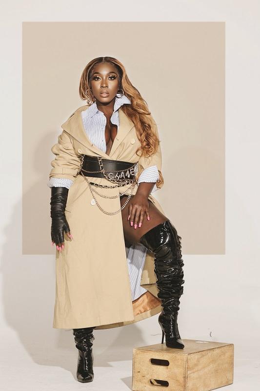 Spice, the Queen of Dancehall