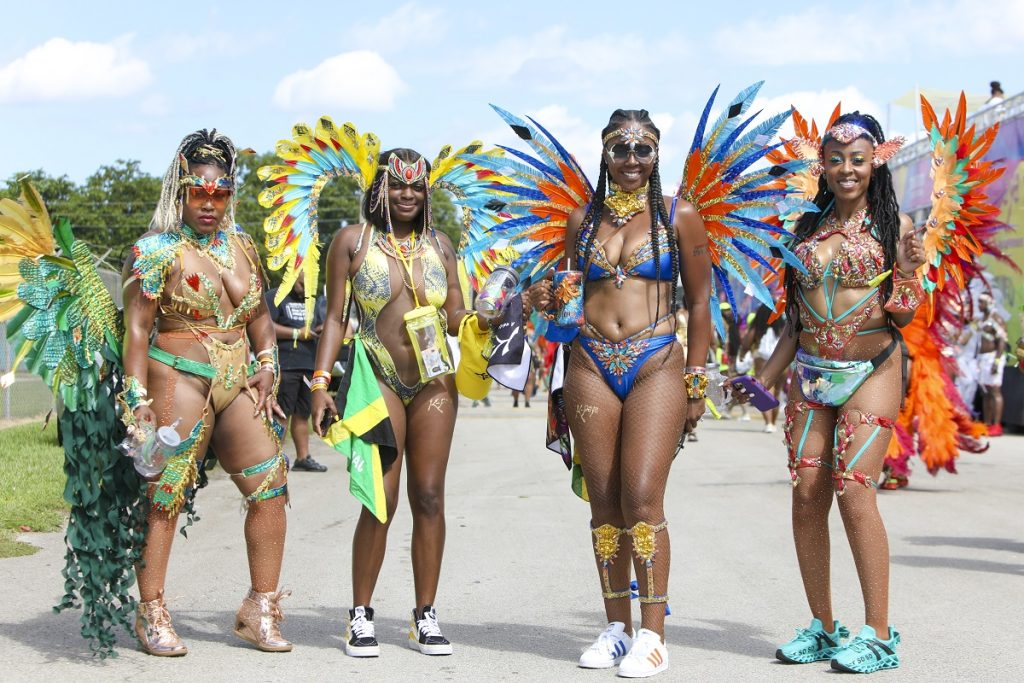 A Look Back at the Glitz, Glam, Paint and Mud of Miami Carnival 2021